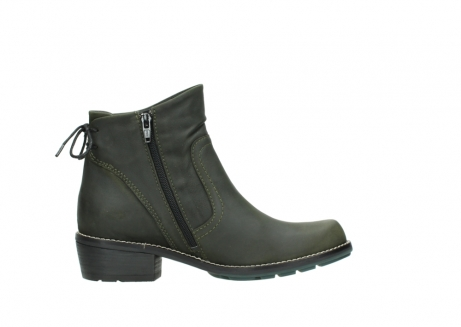 wolky ankle boots 00529 yarra 11732 forestgreen oiled nubuck_13