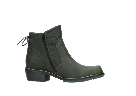 wolky ankle boots 00529 yarra 11732 forestgreen oiled nubuck_14