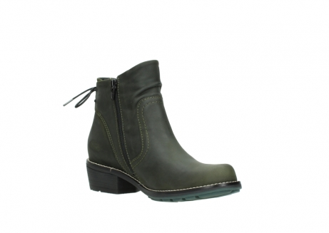 wolky ankle boots 00529 yarra 11732 forestgreen oiled nubuck_16