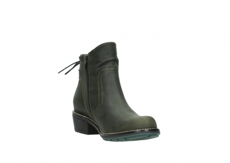 wolky ankle boots 00529 yarra 11732 forestgreen oiled nubuck_17