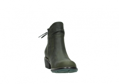wolky ankle boots 00529 yarra 11732 forestgreen oiled nubuck_18