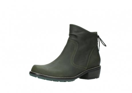 wolky ankle boots 00529 yarra 11732 forestgreen oiled nubuck_23