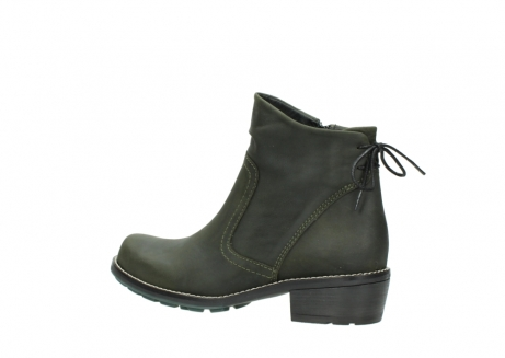 wolky ankle boots 00529 yarra 11732 forestgreen oiled nubuck_3