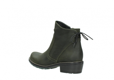 wolky ankle boots 00529 yarra 11732 forestgreen oiled nubuck_4