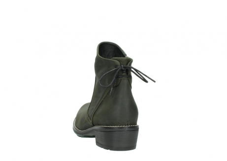 wolky ankle boots 00529 yarra 11732 forestgreen oiled nubuck_6