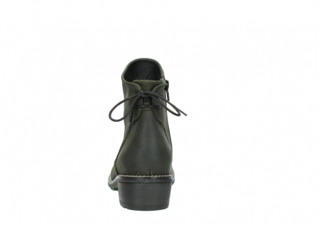 wolky ankle boots 00529 yarra 11732 forestgreen oiled nubuck_7