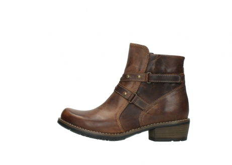 wolky ankle boots 00559 chico 80430 cognac leather_1