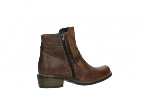 wolky ankle boots 00559 chico 80430 cognac leather_11