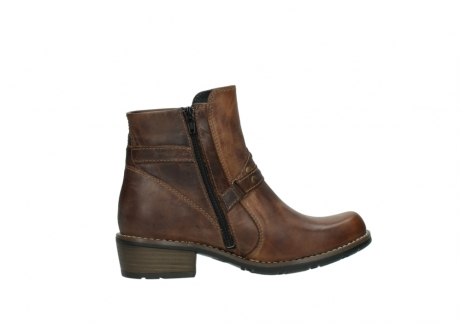wolky ankle boots 00559 chico 80430 cognac leather_12