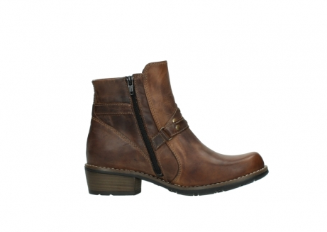 wolky ankle boots 00559 chico 80430 cognac leather_13