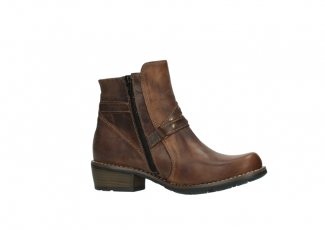 wolky ankle boots 00559 chico 80430 cognac leather_14