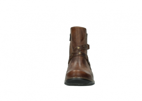 wolky ankle boots 00559 chico 80430 cognac leather_19