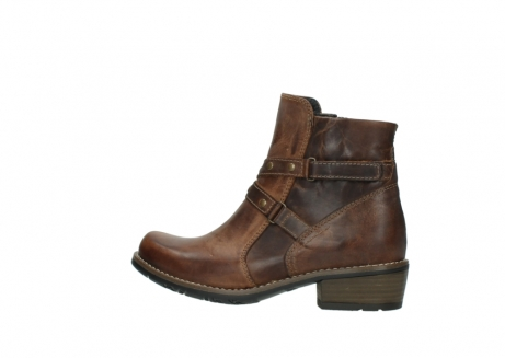 wolky ankle boots 00559 chico 80430 cognac leather_2