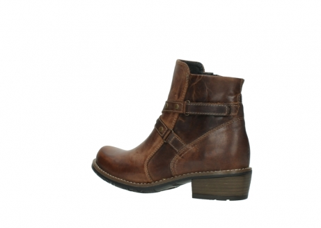 wolky ankle boots 00559 chico 80430 cognac leather_3