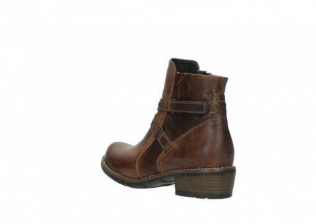 wolky ankle boots 00559 chico 80430 cognac leather_4