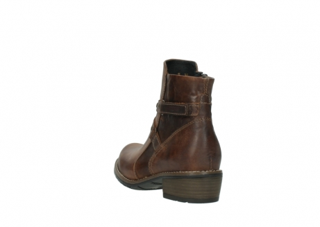 wolky ankle boots 00559 chico 80430 cognac leather_5