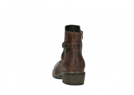 wolky ankle boots 00559 chico 80430 cognac leather_6