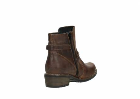 wolky ankle boots 00559 chico 80430 cognac leather_9