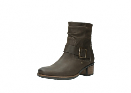 wolky stiefeletten 00930 coyote 50150 taupe geoltes leder_22