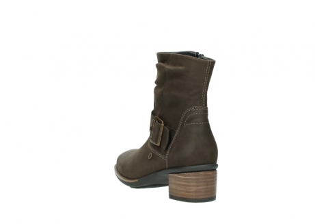 wolky stiefeletten 00930 coyote 50150 taupe geoltes leder_5