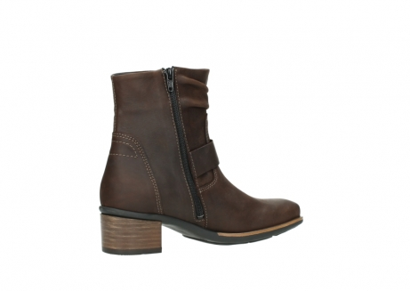 wolky ankle boots 00930 coyote 50300 brown oiled leather_11
