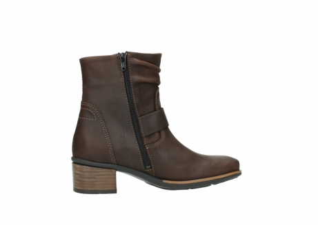 wolky ankle boots 00930 coyote 50300 brown oiled leather_12