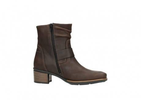 wolky ankle boots 00930 coyote 50300 brown oiled leather_14