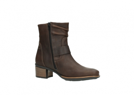 wolky ankle boots 00930 coyote 50300 brown oiled leather_15