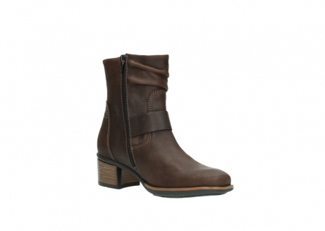 wolky ankle boots 00930 coyote 50300 brown oiled leather_16