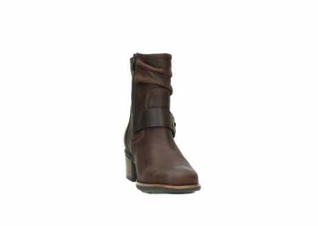 wolky ankle boots 00930 coyote 50300 brown oiled leather_18