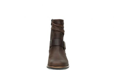 wolky ankle boots 00930 coyote 50300 brown oiled leather_19