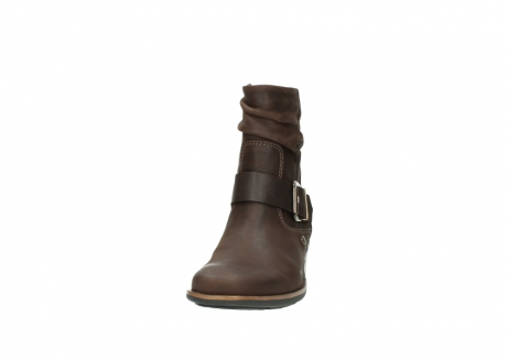 wolky ankle boots 00930 coyote 50300 brown oiled leather_20