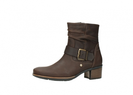 wolky ankle boots 00930 coyote 50300 brown oiled leather_24