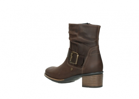 wolky ankle boots 00930 coyote 50300 brown oiled leather_4