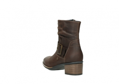 wolky ankle boots 00930 coyote 50300 brown oiled leather_5