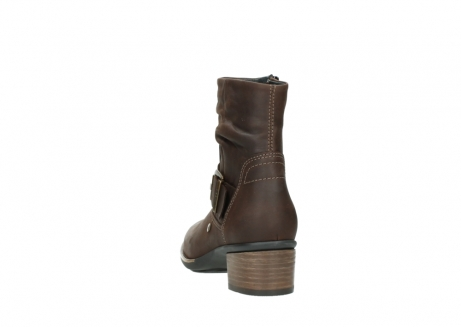 wolky ankle boots 00930 coyote 50300 brown oiled leather_6