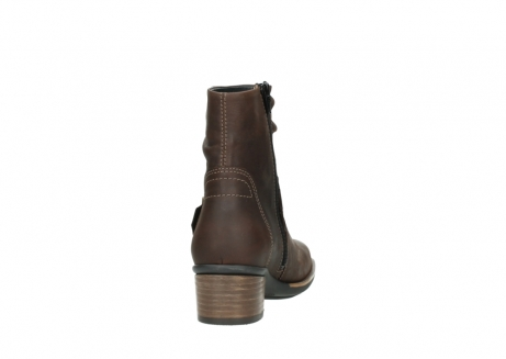 wolky ankle boots 00930 coyote 50300 brown oiled leather_8