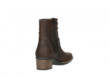 wolky ankle boots 00930 coyote 50300 brown oiled leather_9