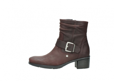 wolky bottines 00930 coyote 50510 cuir bordeaux_1