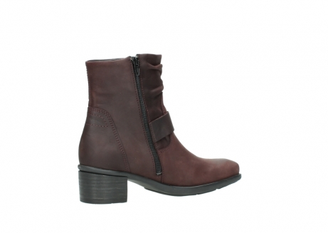 wolky ankle boots 00930 coyote 50510 burgundy oiled leather_11