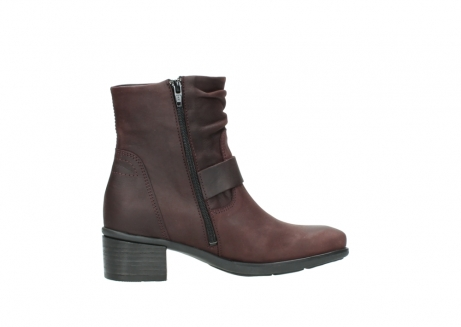 wolky ankle boots 00930 coyote 50510 burgundy oiled leather_12