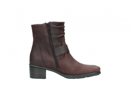 wolky ankle boots 00930 coyote 50510 burgundy oiled leather_13