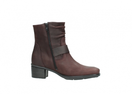 wolky ankle boots 00930 coyote 50510 burgundy oiled leather_14