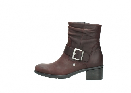 wolky ankle boots 00930 coyote 50510 burgundy oiled leather_2