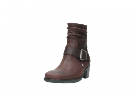 wolky ankle boots 00930 coyote 50510 burgundy oiled leather_21