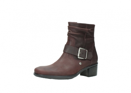 wolky ankle boots 00930 coyote 50510 burgundy oiled leather_23