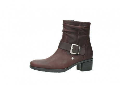 wolky ankle boots 00930 coyote 50510 burgundy oiled leather_24