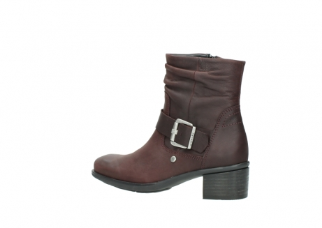 wolky ankle boots 00930 coyote 50510 burgundy oiled leather_3