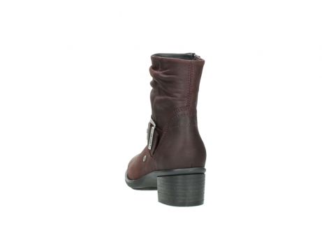 wolky bottines 00930 coyote 50510 cuir bordeaux_6