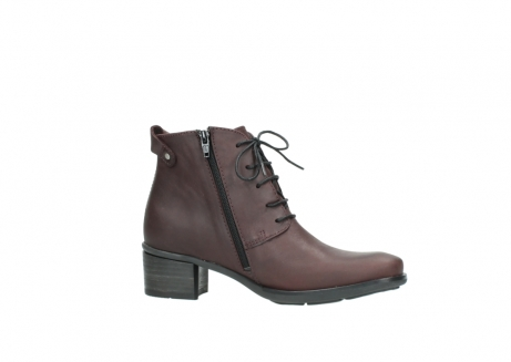 wolky ankle boots 00932 pistol 50510 burgundy oiled leather_14
